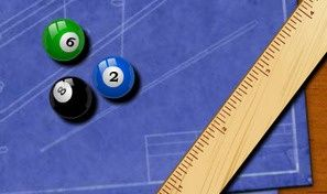 Original game title: Blueprint Billiards