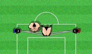 Original game title: Sumo Soccer