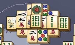 Mahjongg Solo 2