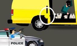 Полиция и преступники