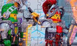 Lego Nexo Knights Puzzle
