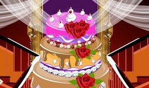 Original game title: Big Fat Wedding Cake