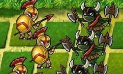 Espartanos Versus Goblins