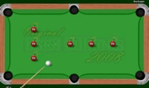 Original game title: Original Blast Billards 2008