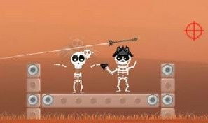 Original game title: Skull Hunter: Ricochet