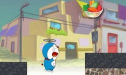 Doraemon Lari Lapar