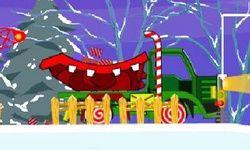 Santa Truck 3
