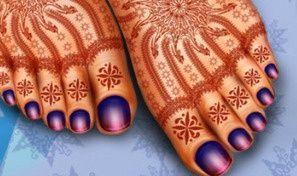 Pretty Feet Makeover