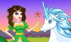 Original game title: Unicorn Princess