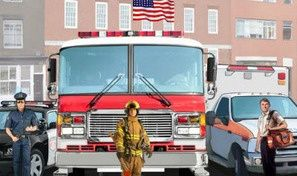 Original game title: 911 Rescue Team