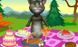 Talking Tom Đi Picnic