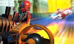 Lego: Avaruus Poliisi