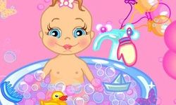 Baby Bathing
