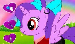 New Little Pony Dress Up