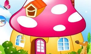 Decorate My Mushroom House