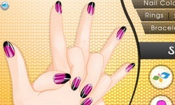 Awesome Nail Makeover