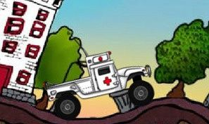 Original game title: Ambulance Frenzy