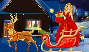 Barbie's Christmas