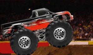 Monster Truck Rush Game