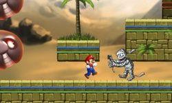 Mario Egypt Run