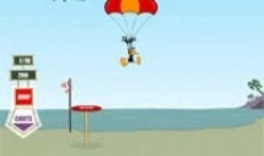 Daffy Parachute Drop