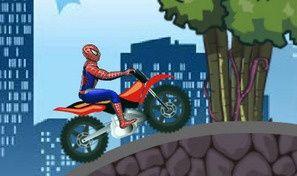 Spiderman Super Bike
