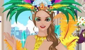 Carnival Festival Dressup
