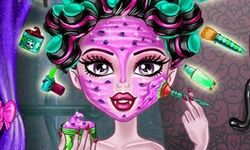 Vrai Relooking Monster High