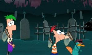 Phineas and Ferb Lightning Bug