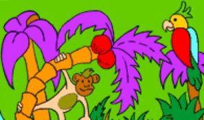 Jungle Coloring