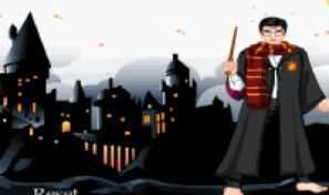 Original game title: Habillage Harry Potter