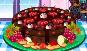 Original game title: Monster High Chocolate Pie