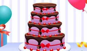 Original game title: Happy Mother's Day Cake