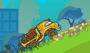 Original game title: Zoo Truck
