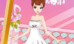 Ντύσε μια Νύφη με ένα Ονειρικό Νυφικό