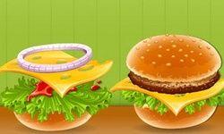 Burger Penuh Keju