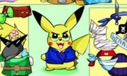 Pikachu Dress Up