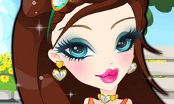Cute Bratz Doll