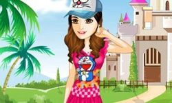 Doraemon Fashion Dress-Up
