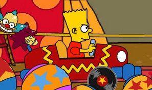 Krusty Circus Car Ride