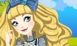 Ever After High Blondie Lockes Dress-Up