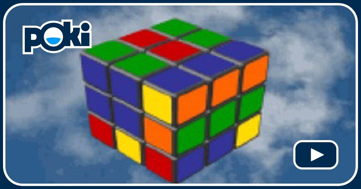 Puzzles del cubo rubik juega gratis en paisdelosjuegos for Rubik espana