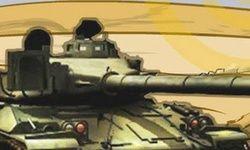 Chiến Tranh Xe Tăng Xa Mạc