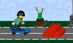 Skatista Lego 2