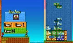 Τέτρις Super Mario