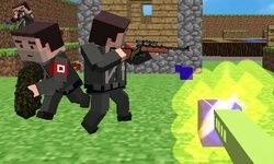 Jogo Pixel Gun: Apocalypse online