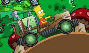 Original game title: Barts Cart