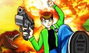 Original game title: Ben10 Torpedo