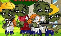 Zombie School Defense 2