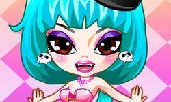 Pink Vampire Princess